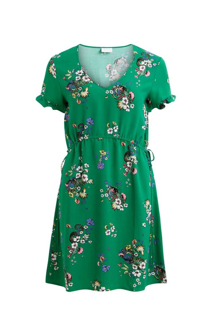 VILA all met jurk print over rr0AnR