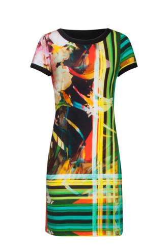 jurk met all over print