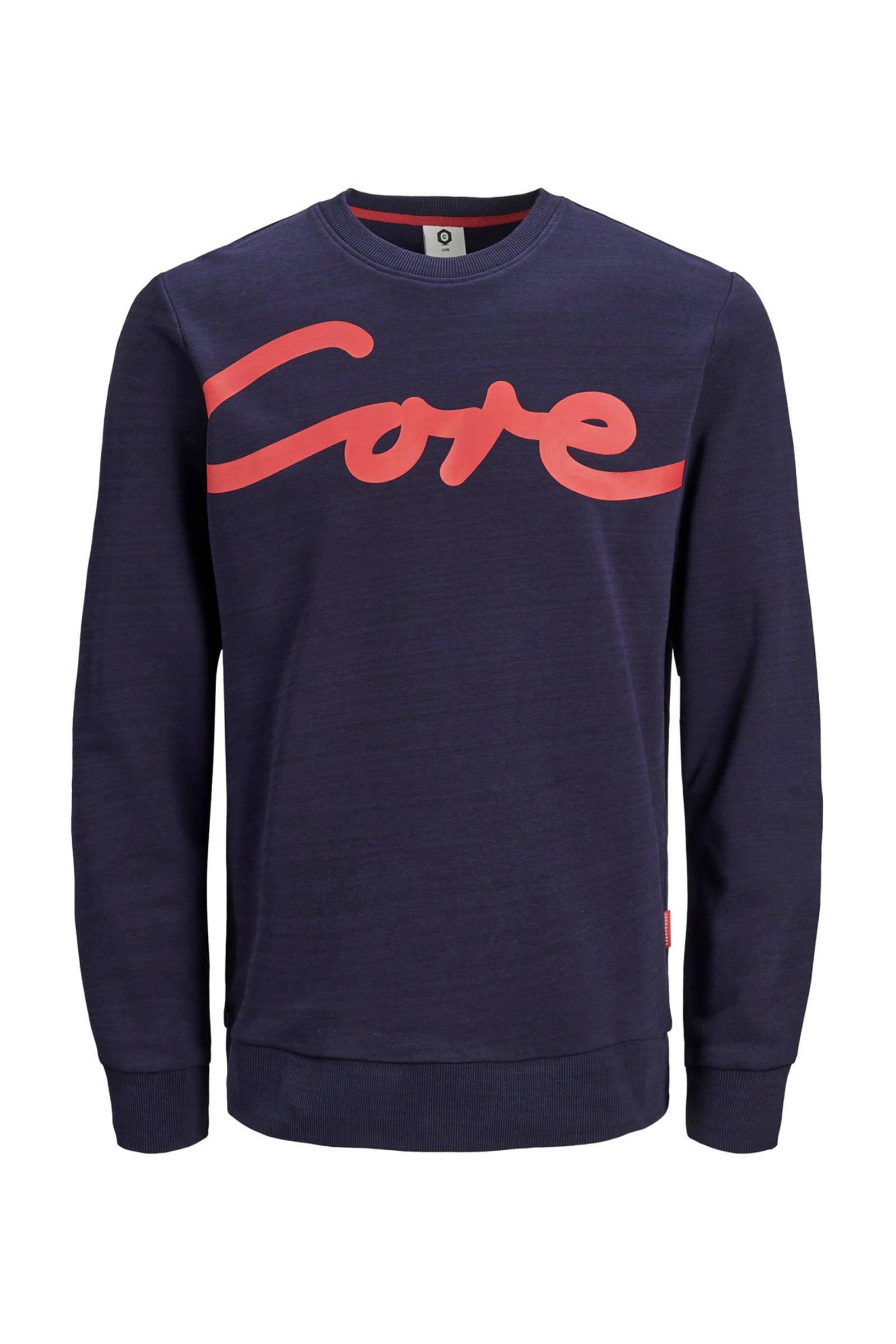 Core Jones printopdruk met sweater Jack aAx4w5qwF