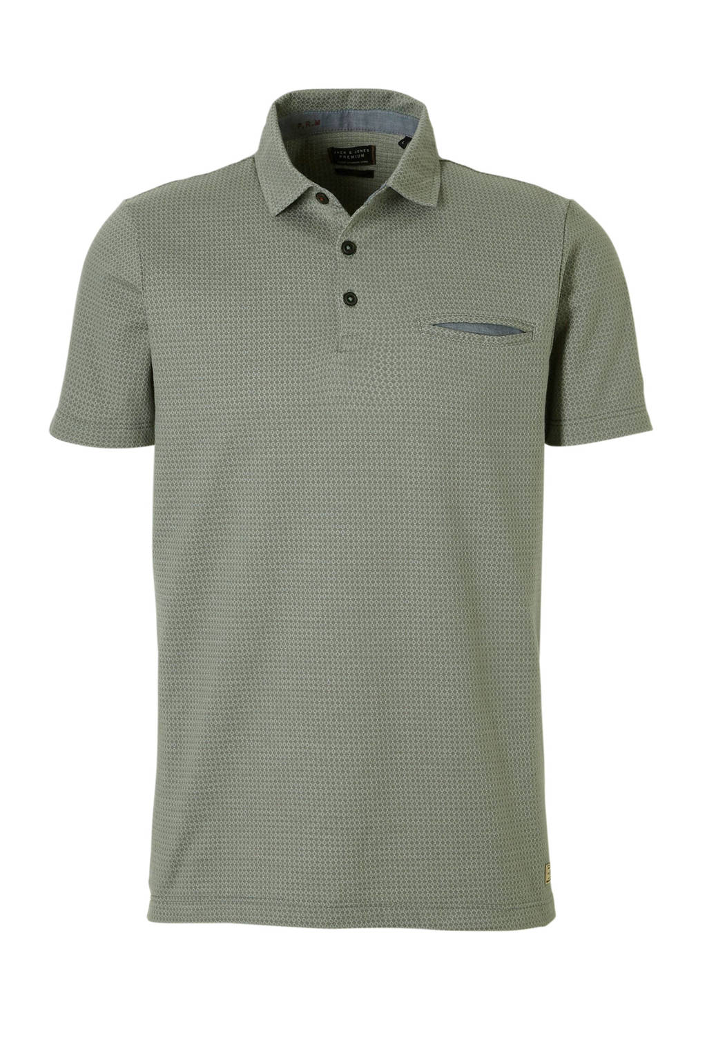 Jack & Jones Premium polo, Groen