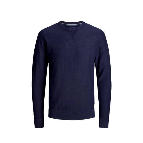 Jack & Jones Premium trui Rex donkerblauw kopen