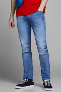 JACK & JONES JEANS INTELLIGENCE slim fit jeans Glenn blue denim, Blauw