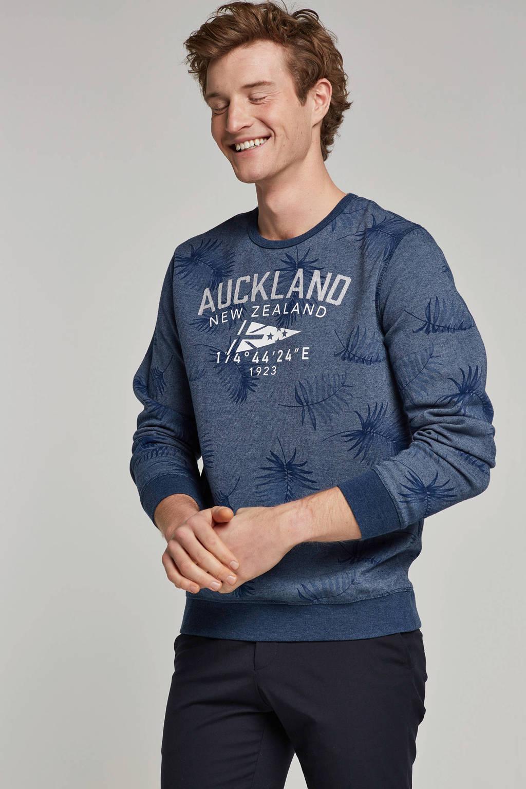 NZA sweater Tahakopa, Donkerblauw