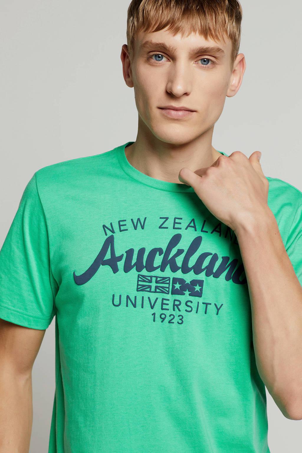 NZA T-shirt Taupo, Groen