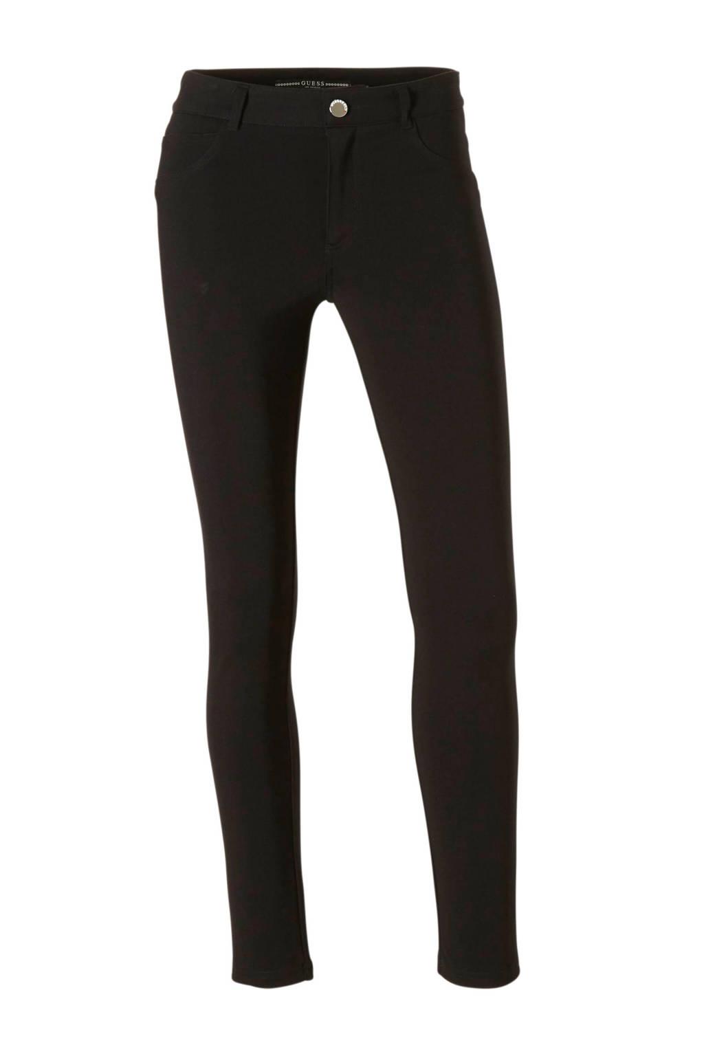 GUESS skinny jeans, Zwart