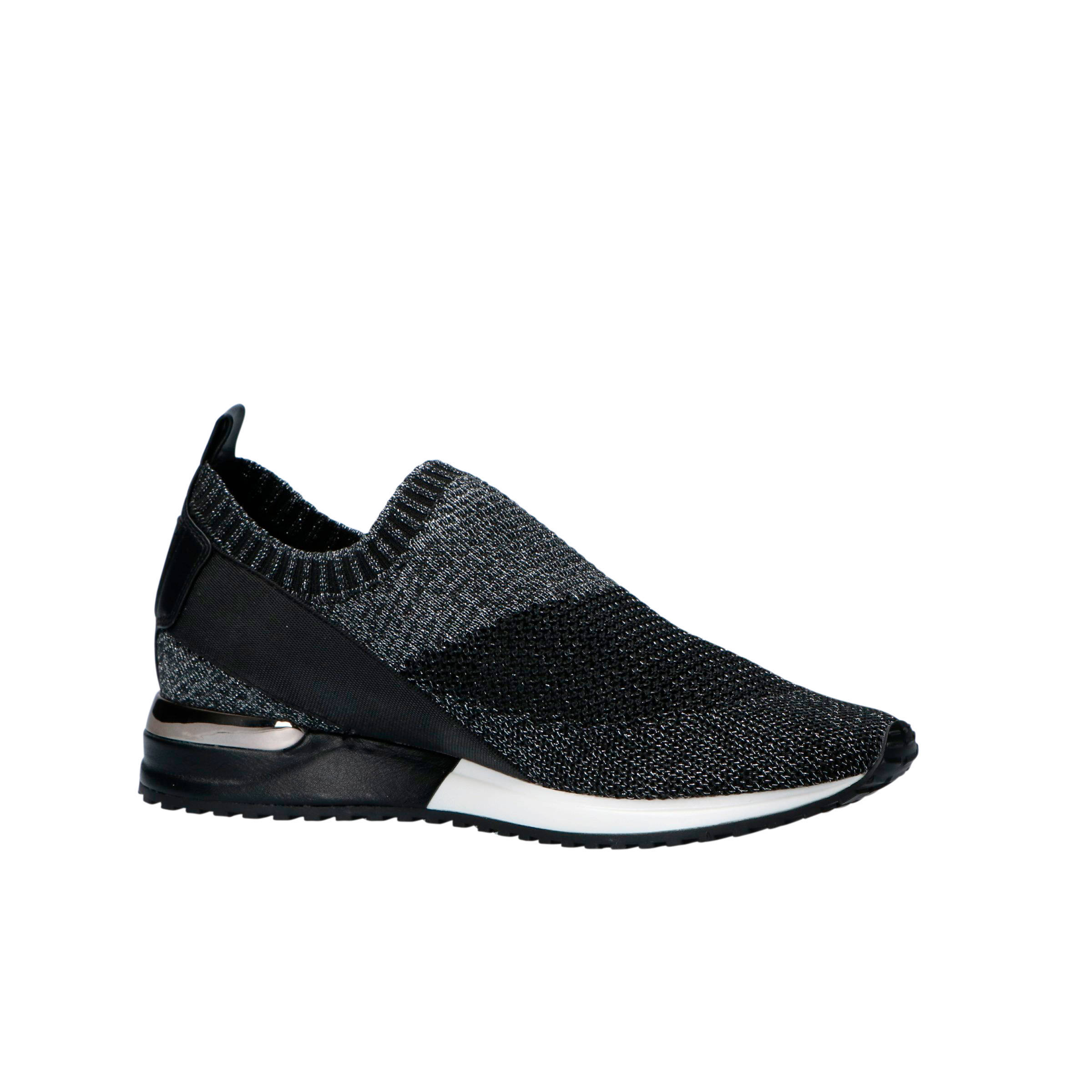 La Strada Zwartzilver Sneakers Strada La Wehkamp OOvrqHn7