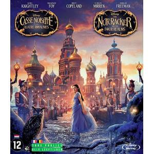 The nutcracker & the four realms (Blu-ray)