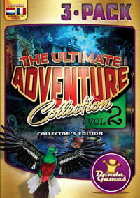 Ultimate adventure collection 2 (Collectors edition)  (PC)