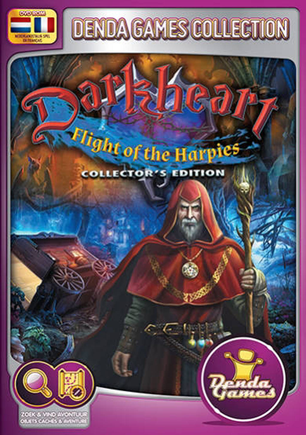 Darkheart - Flight of the harpies (Collectors edition) (PC)