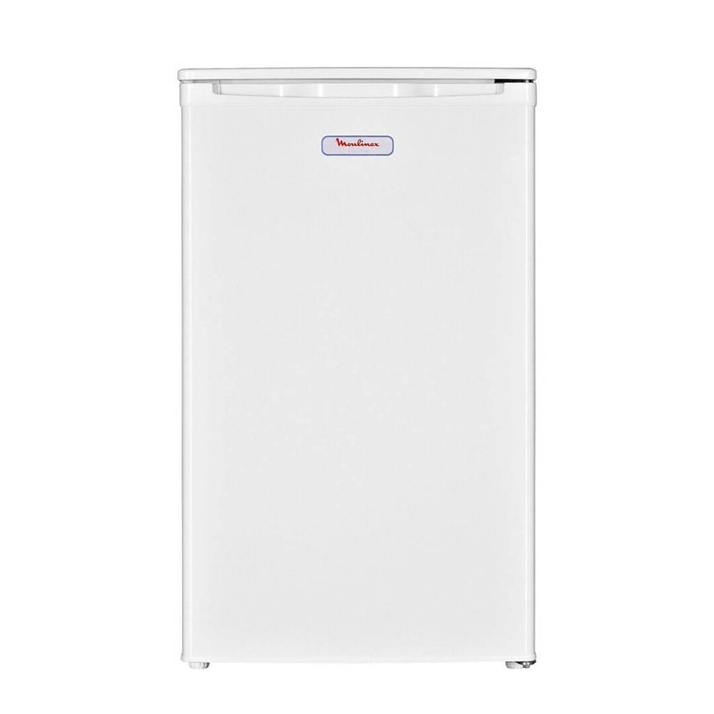 Moulinex MSTTR105WH koelkast, Wit