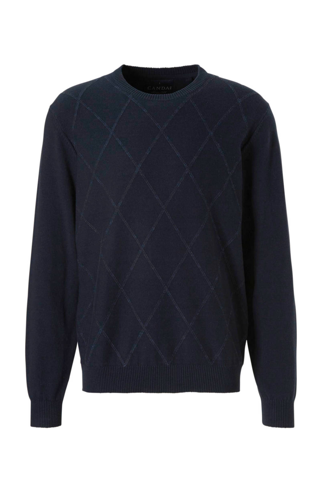 C&A Canda trui donkerblauw, Donkerblauw