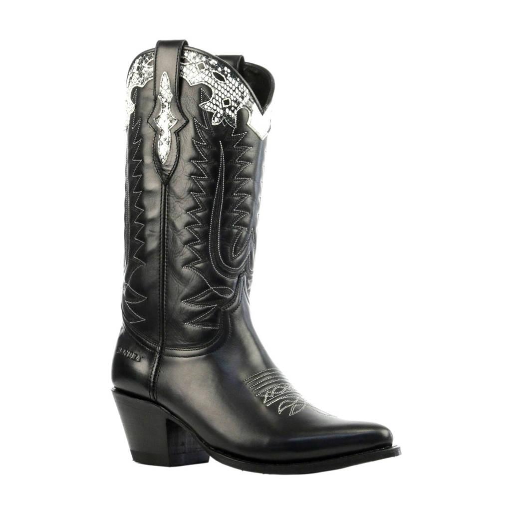 Cowboy Sendra Leren Zwart Boots Zwart Sendra Zwart Sendra Cowboy Leren Boots Cowboy Sendra Cowboy Boots Leren Leren IqwXX0