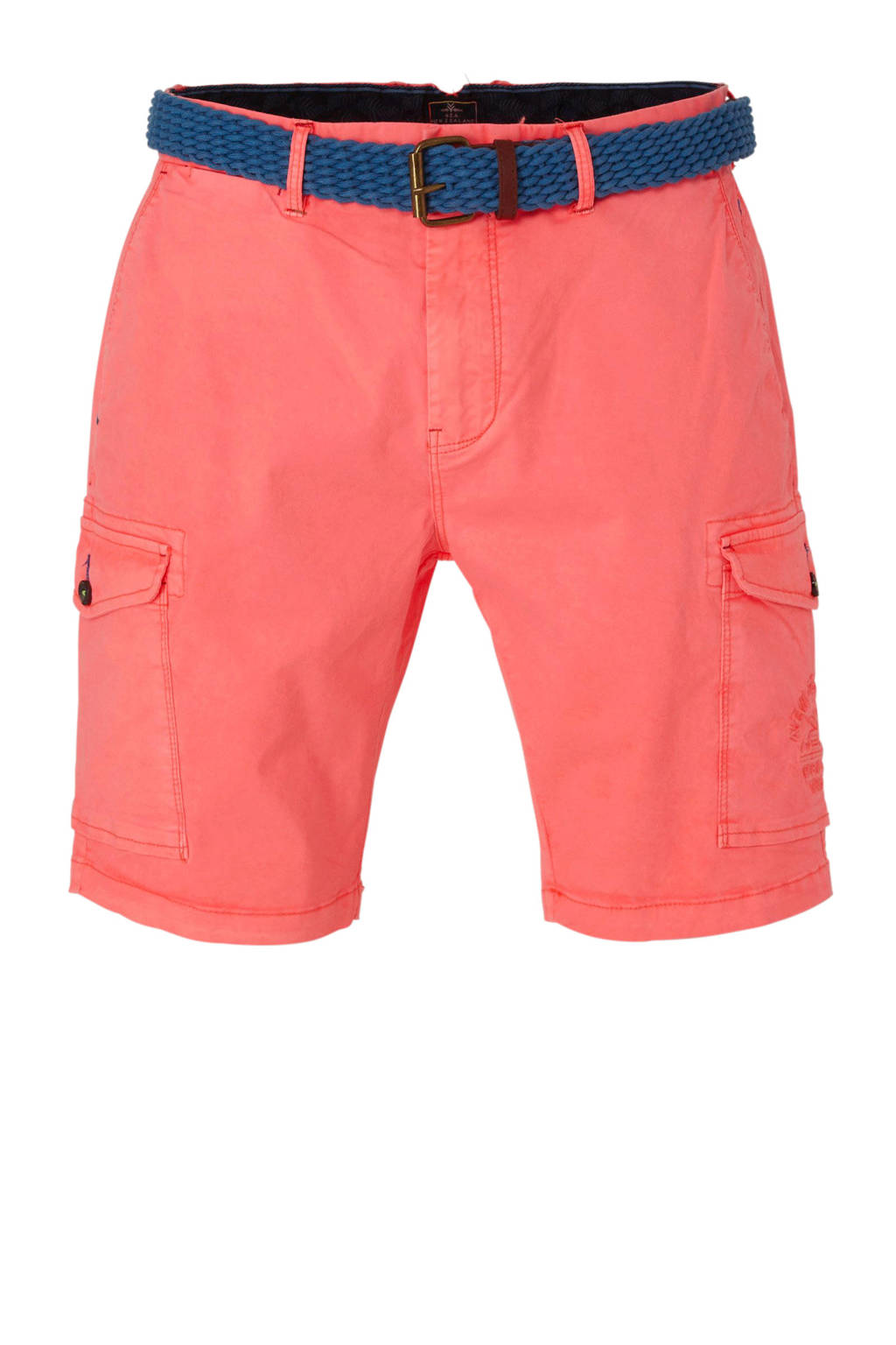NZA regular fit bermuda roze, Roze