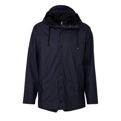 Rains regenjas jacket marine kopen