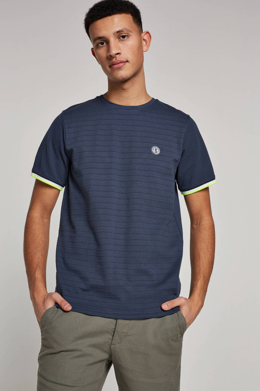 Twinlife t-shirt, Donkerblauw