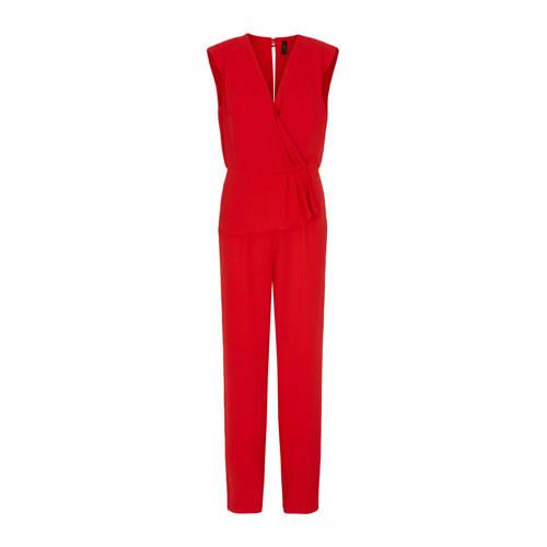 Y.A.S jumpsuit rood kopen
