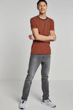 slim fit jeans Aeden grey denim