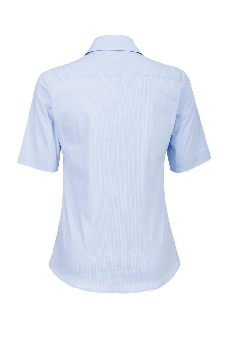 Promiss blouse lichtblauw blouse Promiss Z0Fdq0