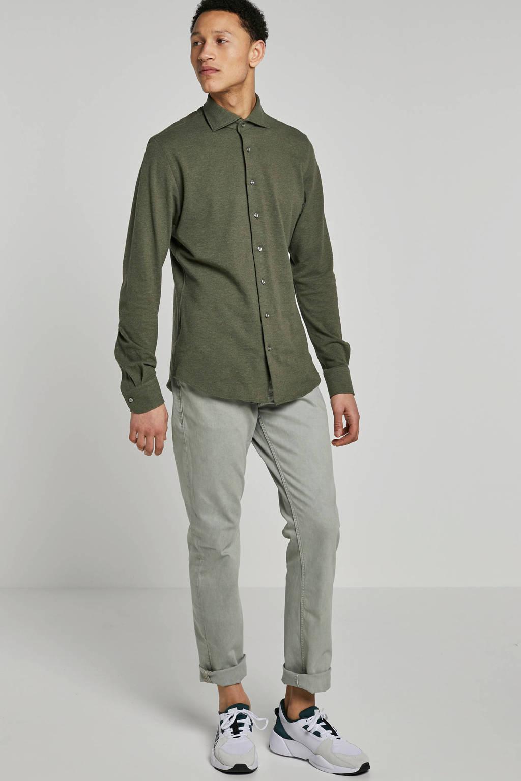 Tom Tailor slim fit jeans, Groen