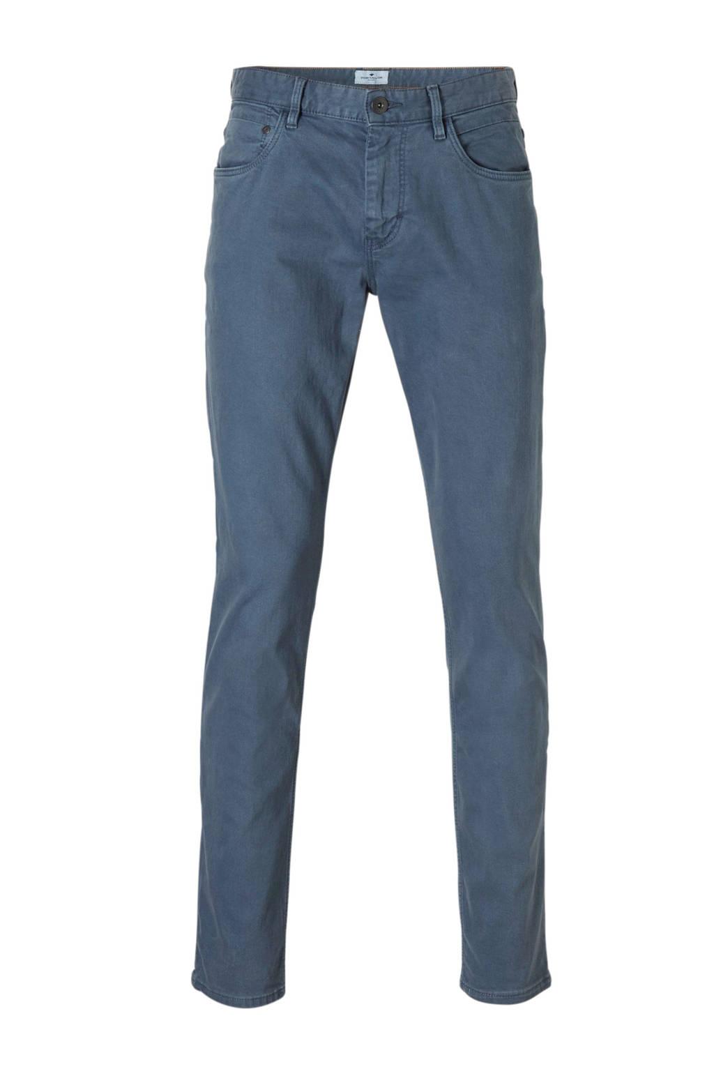 Tom Tailor slim fit jeans blauw, Blauw