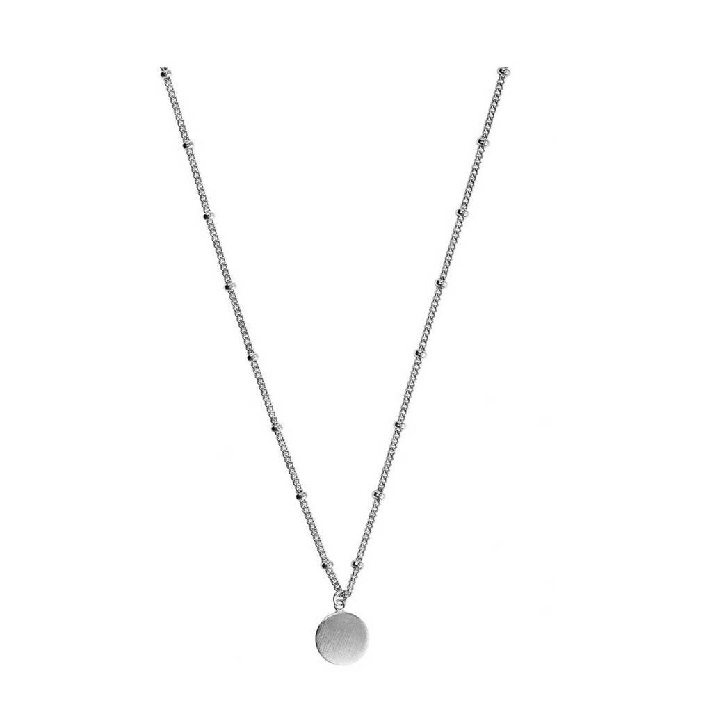 Violet Hamden zilveren damesketting, Zilverkleurig