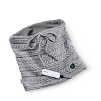 Beurer warmtesjaal met powerbank, Grijs