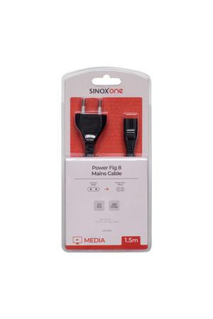 Sinox apparaat aansluitsnoer C8
