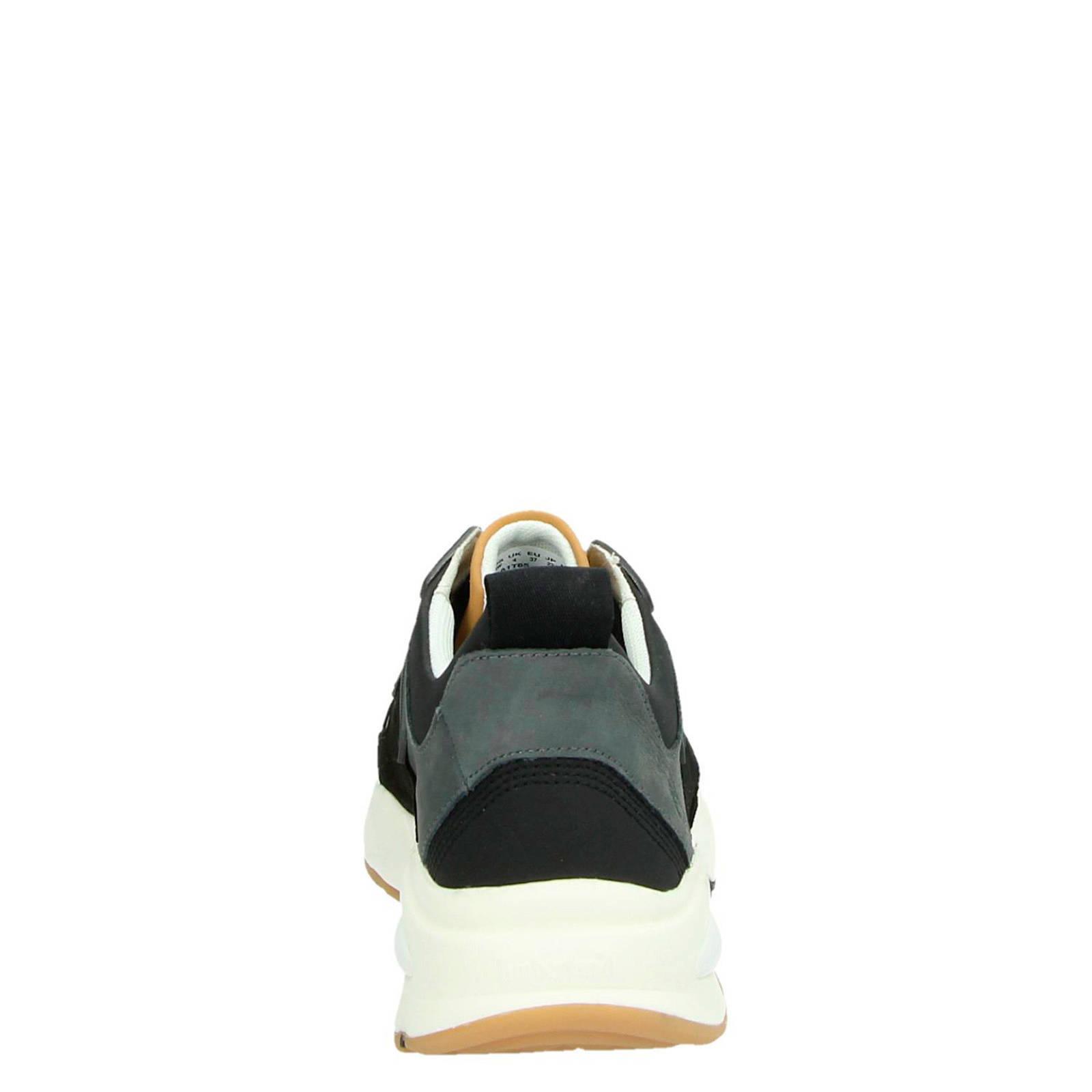 f4c959fe4c5 Timberland Delphiville leren sneakers zwart | wehkamp