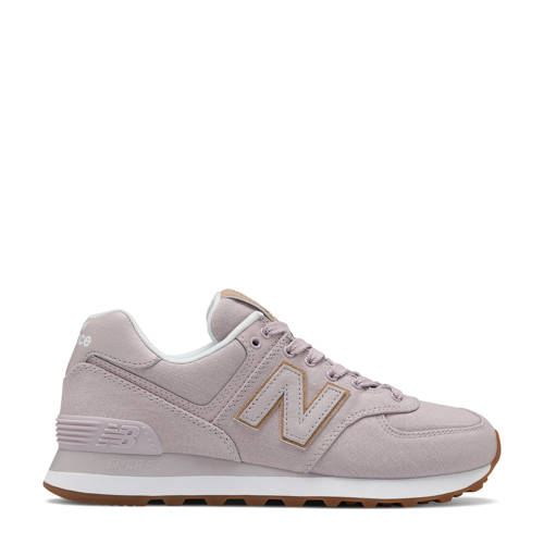 New Balance 574 sneakers lichtgrijs kopen