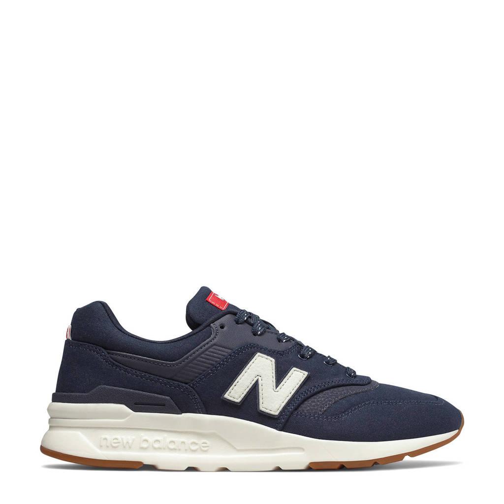 New Balance 997 997H sneakers donkerblauw, Donkerblauw/ecru