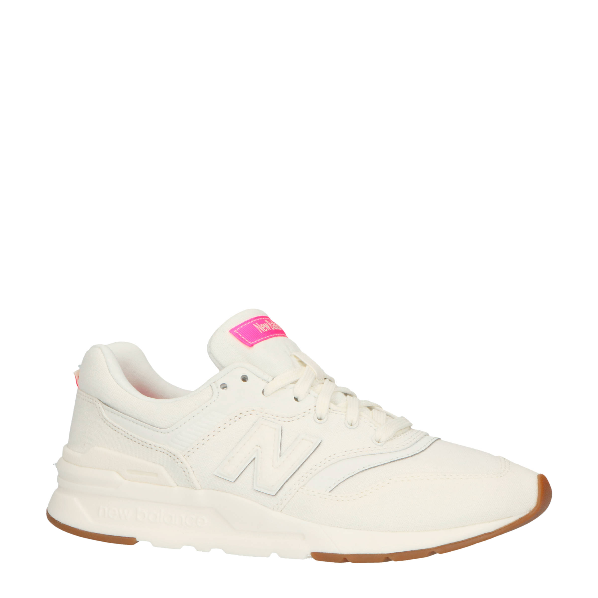new balance dames ecru