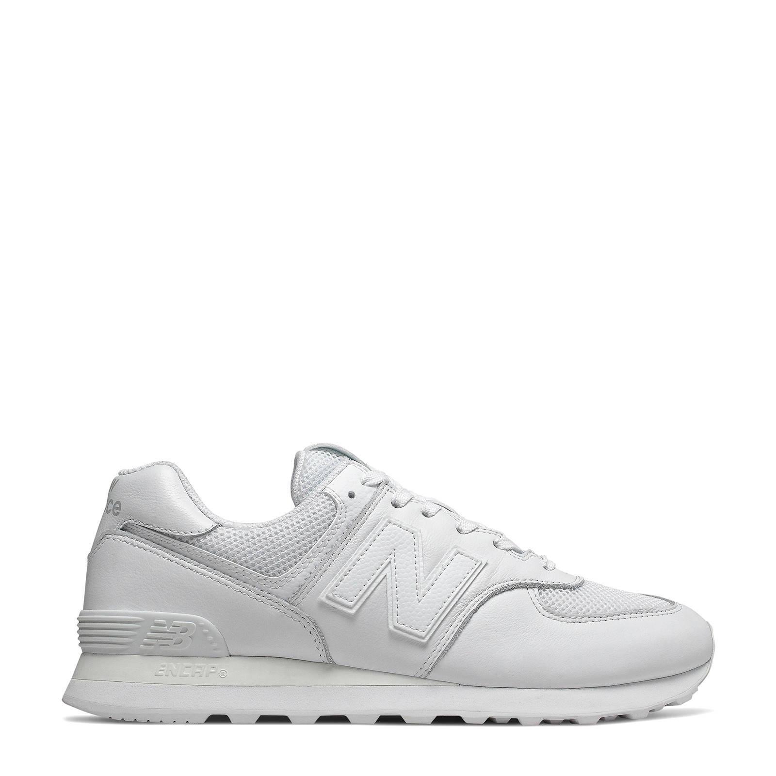 New Balance 574 sneakers wit | wehkamp