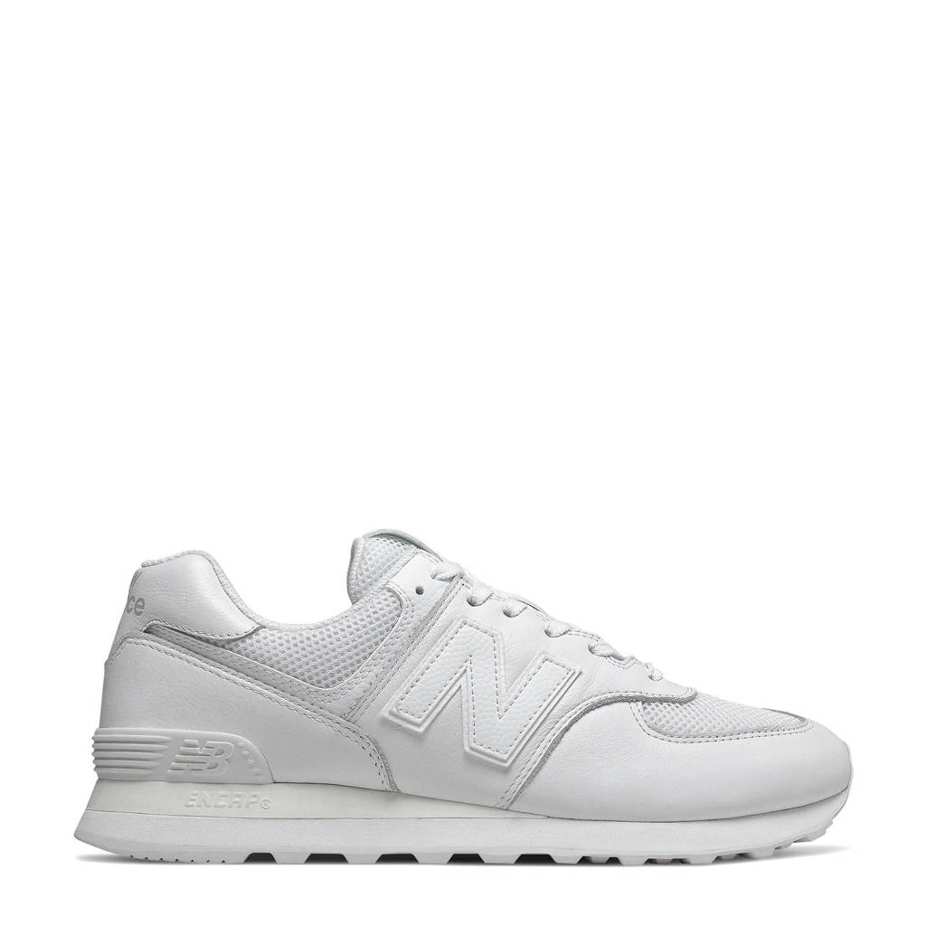 New Balance 574 sneakers wit, Wit