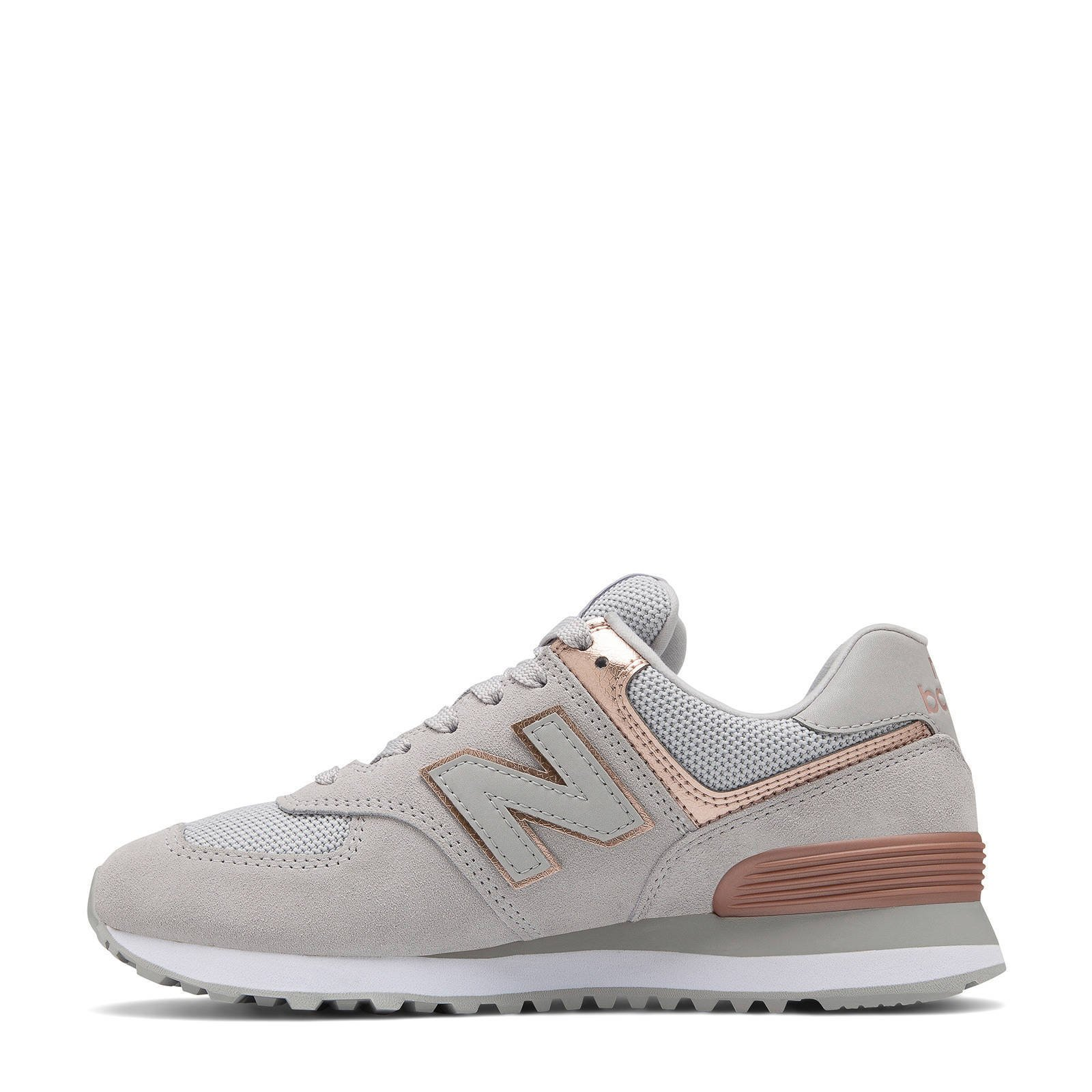 new balance 574 dames grijs