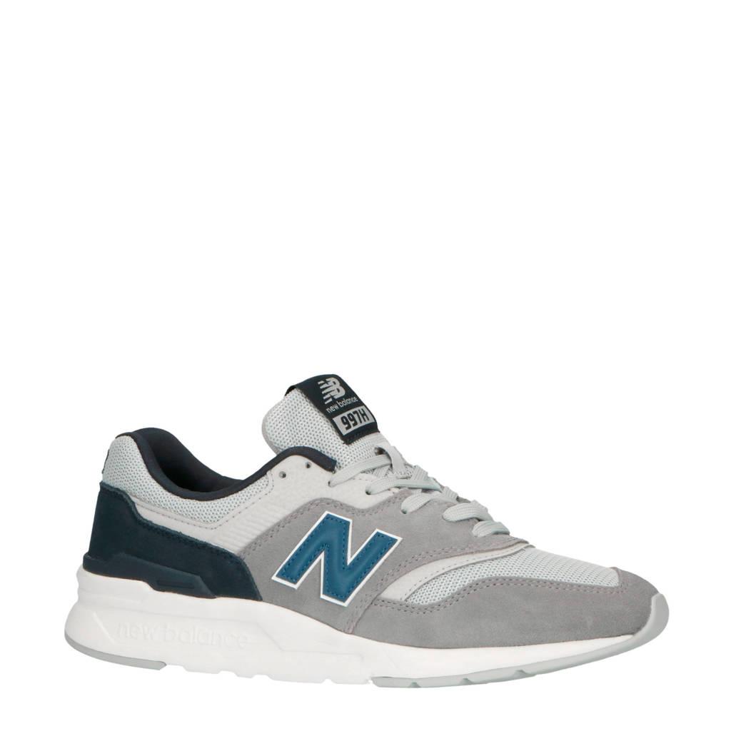 New Balance  997H sneakers grijs, Grijs/zwart