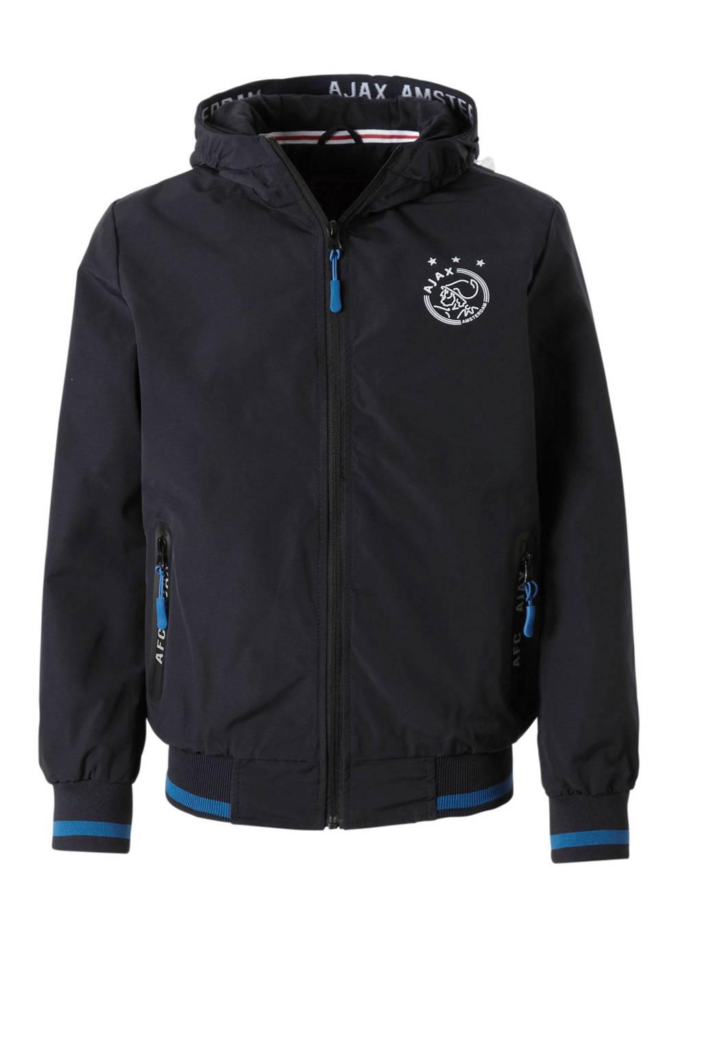 Ajax zomerjas donkerblauw, Donkerblauw