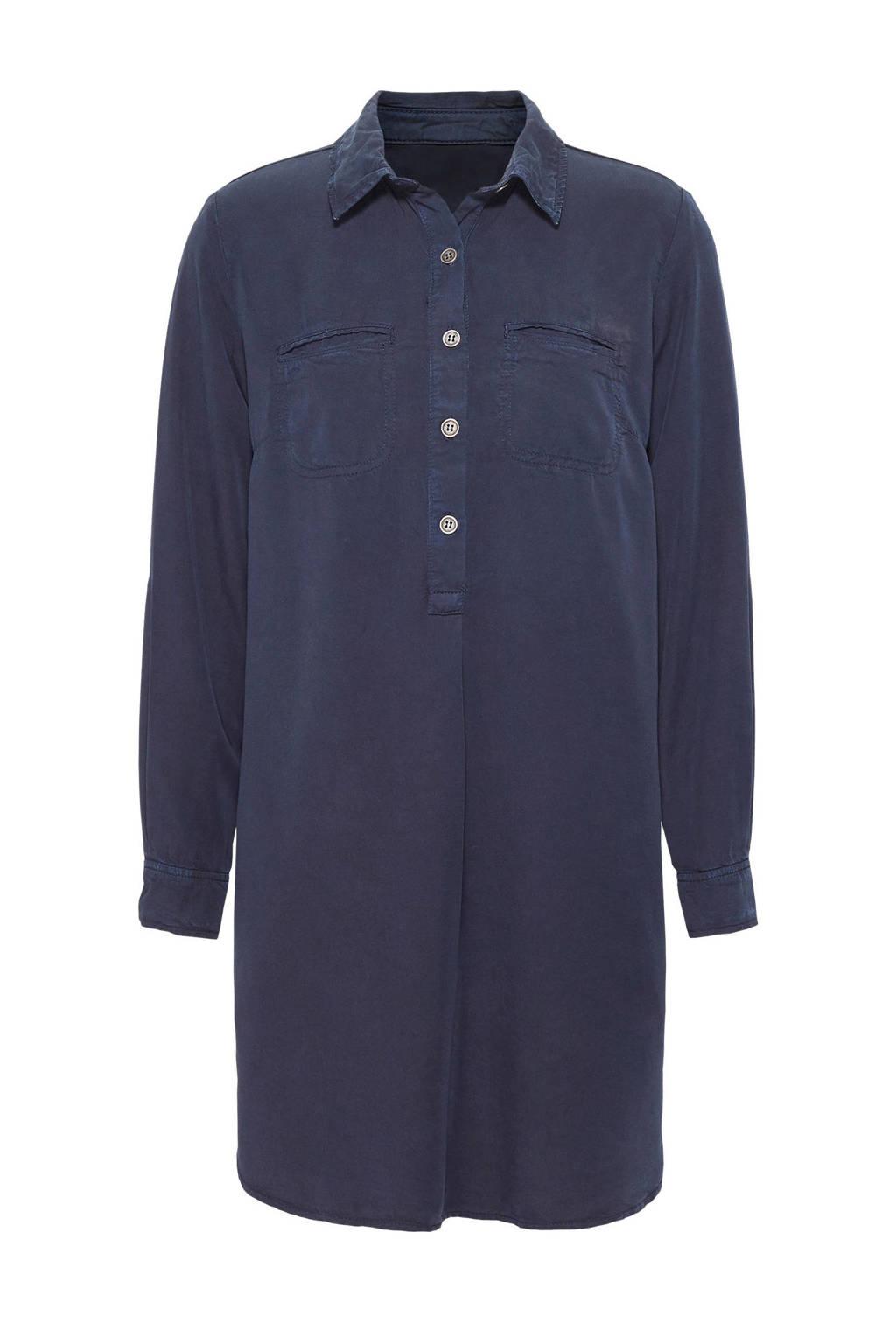 Didi blouse blauw, Blauw