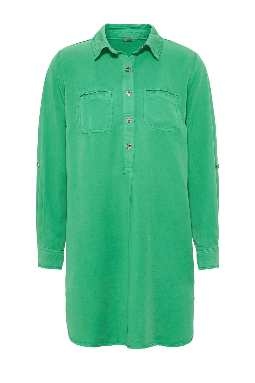 Didi blouse groen, Groen