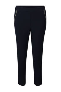 Cassis jegging blauw (dames)