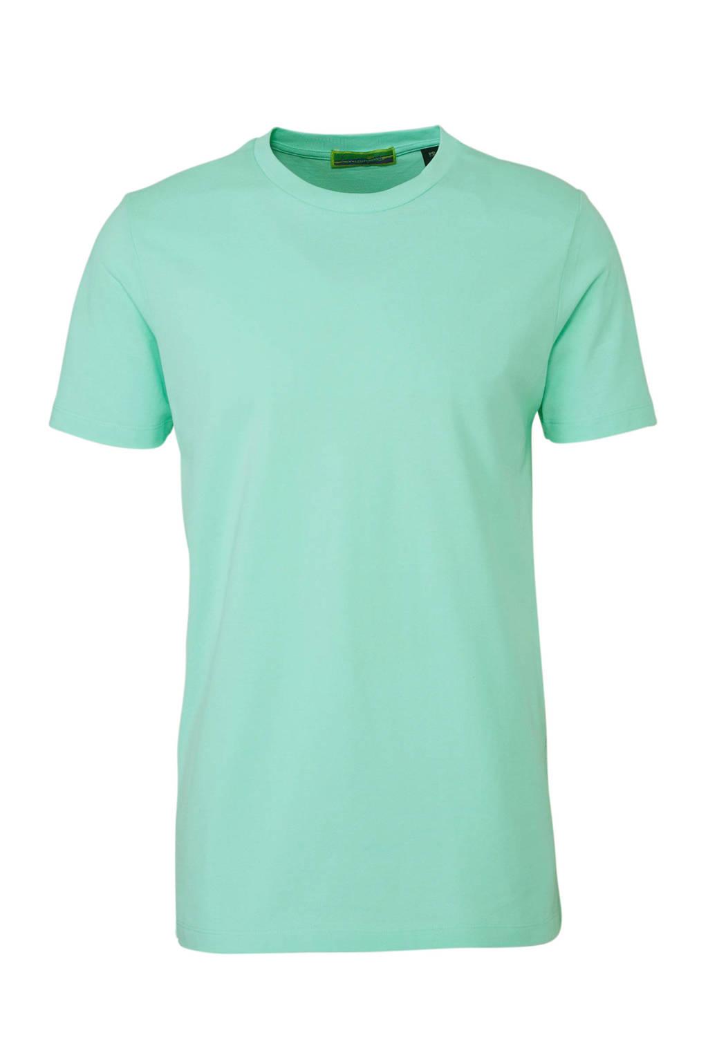 Scotch & Soda T-shirt groen, Groen