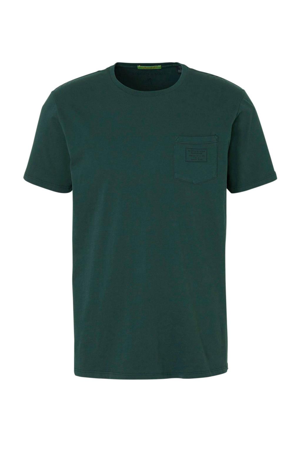 Scotch & Soda T-shirt, Groen