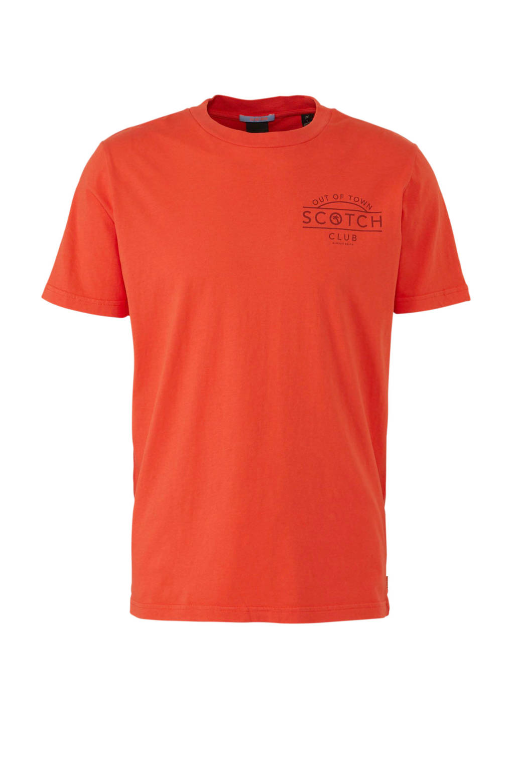 Scotch & Soda T-shirt, Rood