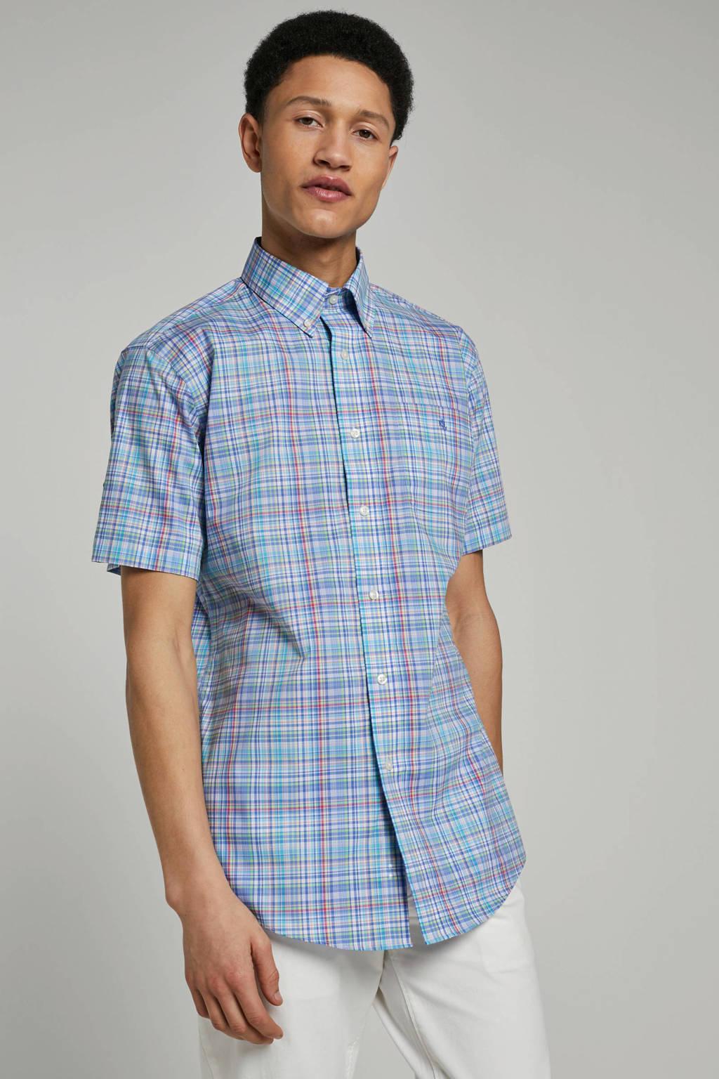 POLO Ralph Lauren regular fit overhemd, Blauw/multi