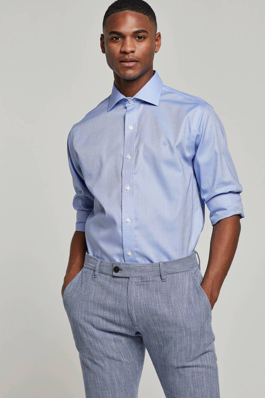 POLO Ralph Lauren regular fit overhed blauw, Blau