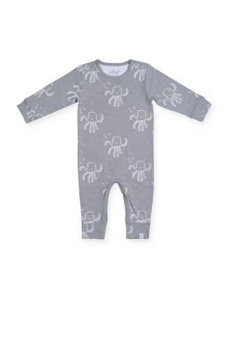 newborn boxpak met octopus grijs