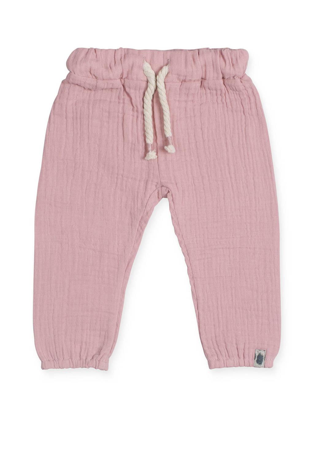 Jollein baby newborn broek roze, Roze