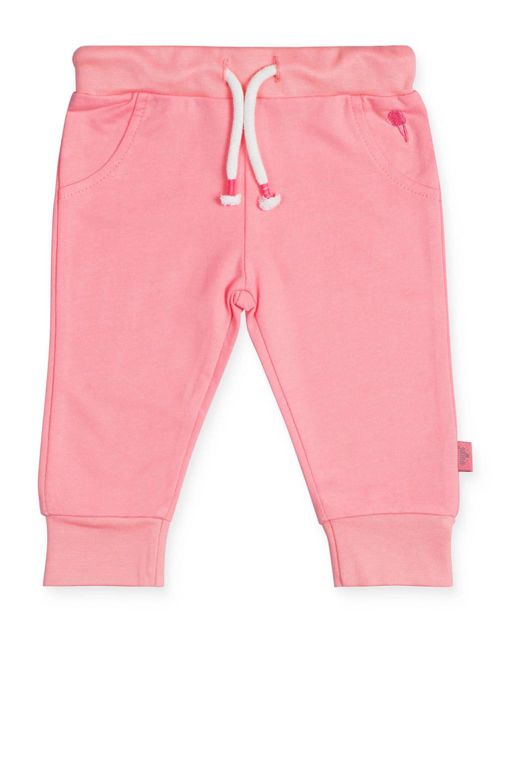 Jollein baby newborn joggingbroek roze, Roze