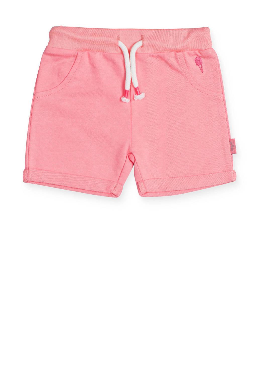 Jollein baby sweatshort roze, Roze