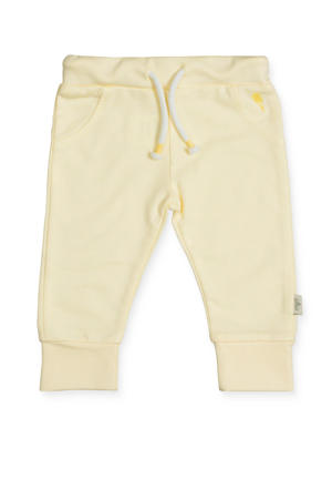 baby broek geel