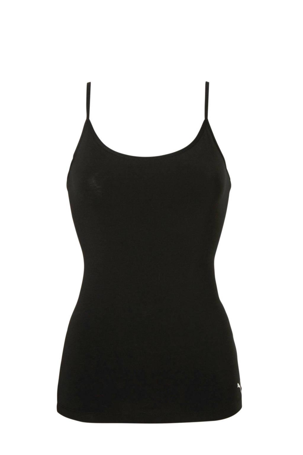 Puma hemd zwart, Zwart